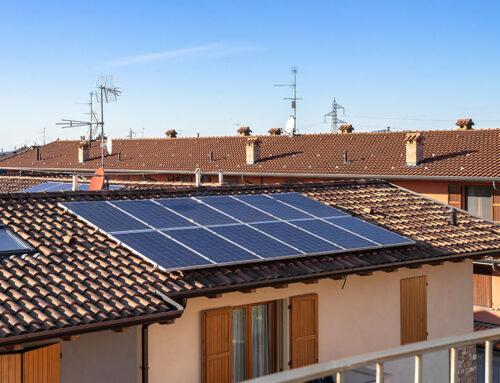 Instalación Paneles Fotovoltaicos en una Vivienda