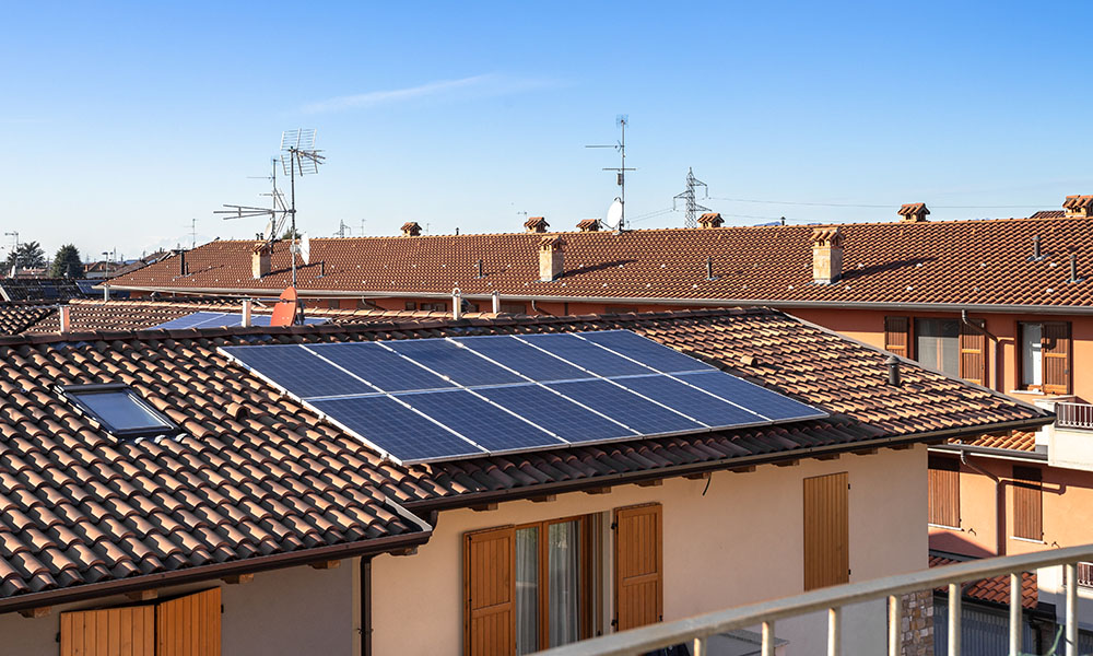 Paneles Solar Vivienda